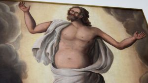 Maalaus Jeesuksesta