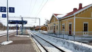 Mäntyharjun asema
