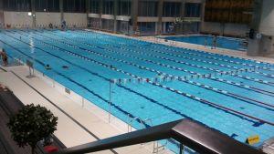Impivaaran uimahalli avajaispäivänä 14.2.2012