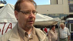 Turku-aktivisti Asko Mäki