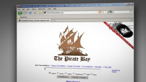 Pirate Bay -latauspalvelu