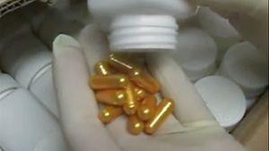 Tullin takavarikoimia lääkkeitä