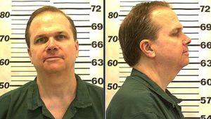New Yorkin osavaltion vankeinhoitolaitoksen kuva John Lennonin murhaajasta Mark David Chapmanista.