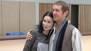 Maria Lund ja Jukka Leisti