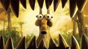 Kuva Ice Age 3-animaatioelokuvasta