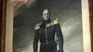 Keisari Aleksanteri I kertova näyttely järjestettiin Turun linnassa