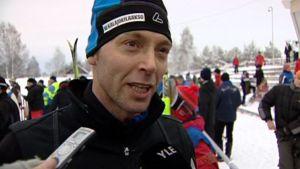Mika Myllylä osallistuu SM-hiihtoihin.