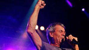 Deep Purplen laulaja Ian Gillan