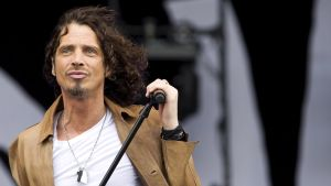 Soundgardenin laulaja Chris Cornell.