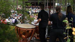 Luosto Classicin konsertti vuonna 2007