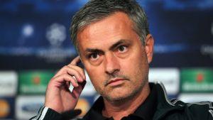Jose Mourinho kuvassa