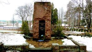 Presidentti Svinhufvudin hauta