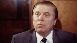 Johannes Virolainen lokakuussa 1981.