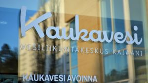 Kajaanin uuden vesiliikuntakeskuksen nimi on Kaukavesi.