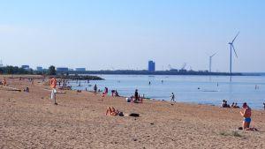 Nallikarin uimaranta