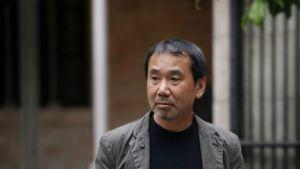 Haruki Murakami.