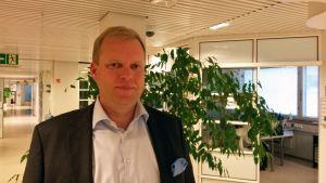 Kemijoki Oy:n toimitusjohtaja Tuomas Timonen