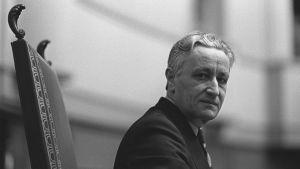 Vuonna 1978 Ahti Pekkala toimi eduskunnan puhemiehenä.