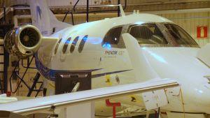 Suomen Ilmailuopiston lentokone