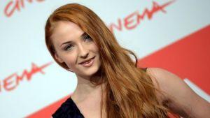 Sophie Turner eli Game of Thronesin Sansa Stark