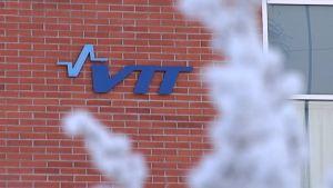 VTT:n rakennus.