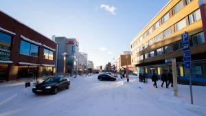 Keskusta, Rovaniemi