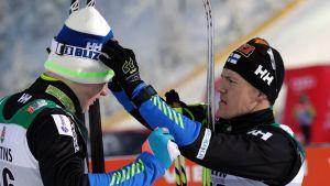 Harri Kirvesniemi uskoo muun muassa Iivo Niskasen ja Sami Jauhojärven menestysmahdollisuuksiin.