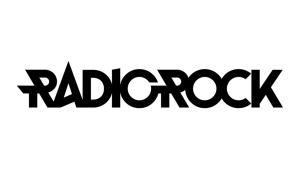 Radiorock-radiokanavan logo.