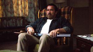 Arnold Schwarzenegger Maggie-elokuvassa