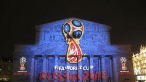 Venäjä 2018 MM-kisat