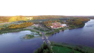 Himoksen alue vetää tasaisesti matkailijoita sekä kesällä että talvella.