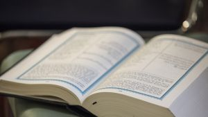 Koraanin selitysteos.