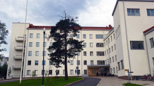 Kontinkankaan hyvinvontikeskus Oulussa