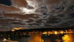 Lappeenrannan öinen satama.