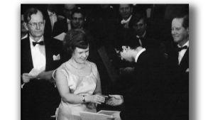 Ensimmäisen Sibelius -viulukilpailun vuonna 1965 voitti Oleg Kagan.