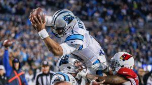Onko Carolina Panthersin hyökkäys tehokas Super Bowlissakin?