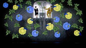 Berliinin Komische Operan tuotantoa.