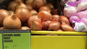 Ranska kieliuudistus sipulit