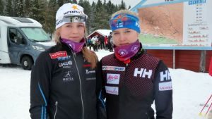Jemina ja Josefiina Böök.