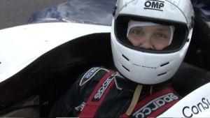 Niki Juuselan F1-testi