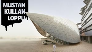 Masdarin ekologinen mallikaupunki Abu Dhabissa enteilee siirtymistä aikakauteen, jolloin energian lähteenä ei enää ole öljy.