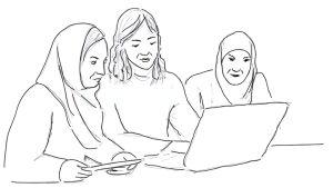 Ex-muslimi ei voi välttämättä luopua hunnusta yhteisön paineen takia.