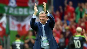 Roy Hodgson, Englannin päävalmentaja