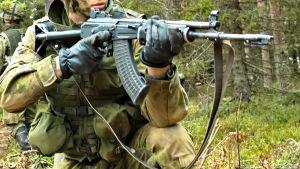 Rynnäkkökivääri RK-62