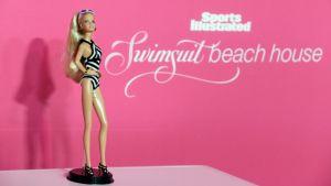 Barbie palkintogaalassa New Yorkissa vuonna 2014.