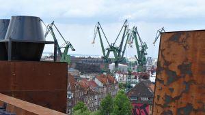 Gdanskin telakasta Itä-Euroopan demokratialiike lähti liikkeelle.