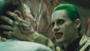 Jared Leto esittää Jokeria