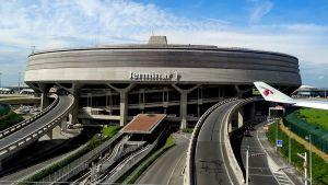 Charles de Gaullen lentokentän ykkösterminaali.