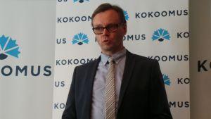 Juha Rantasaari, Satakunnan ja Varsinais-Suomen kokoomuspiirien toiminnanjohtaja