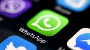 WhatsApp-applikaation ikoni.